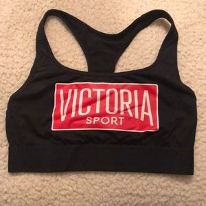 Victoria's Secret Intimates & Sleepwear - Victoria Secret Sport - Bra (blk/red)